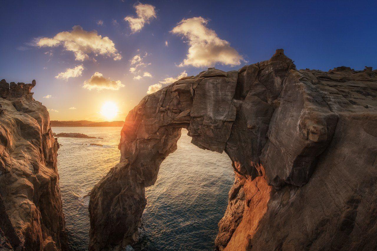 象鼻岩。圖/觀旅局提供