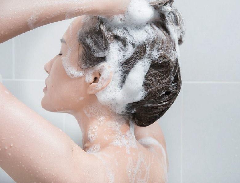 洗頭示意圖。圖/聯合報系資料照片