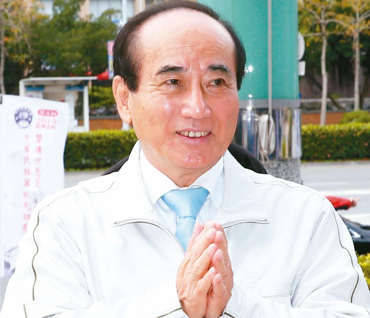立法院前院長王金平。 聯合報系資料照/記者杜建重攝影