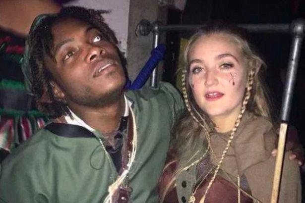 布勞頓與女友佛萊徹米契。圖截自Instagram