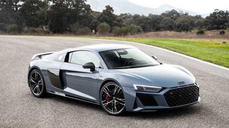 你最想要的超跑是哪台? Audi R8稱霸Google搜尋次數!