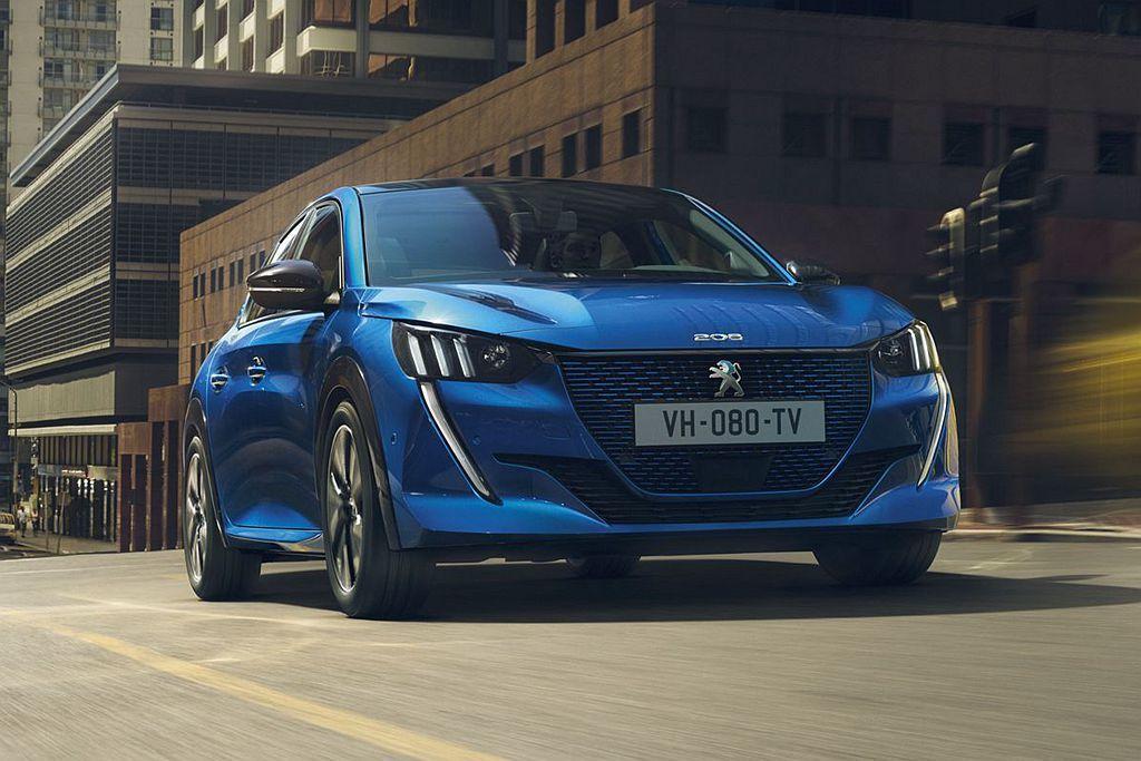 全新世代Peugeot 208都會小車採用嶄新CMP模組化底盤平台,除基本的燃油...