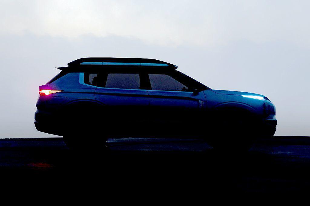 三菱Engelberg Tourer Concept將於日內瓦車展全球首發。 圖...