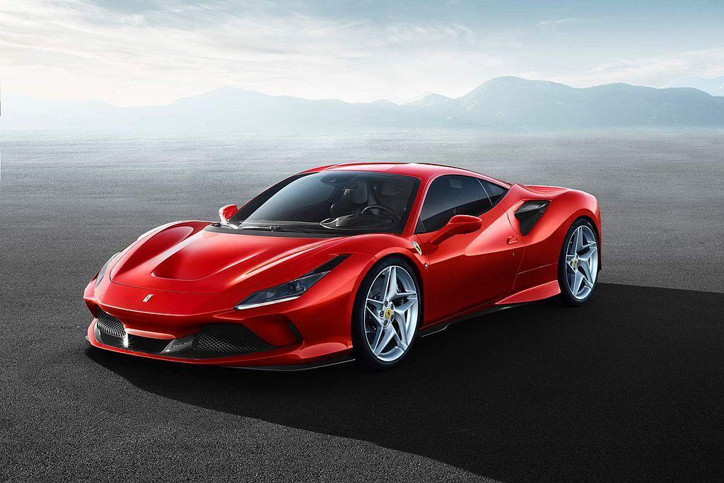 Ferrari無預警發表488 GTB後繼車款F8 Tributo,並有著720ps最大馬力輸出設定。 圖/Ferrari提供