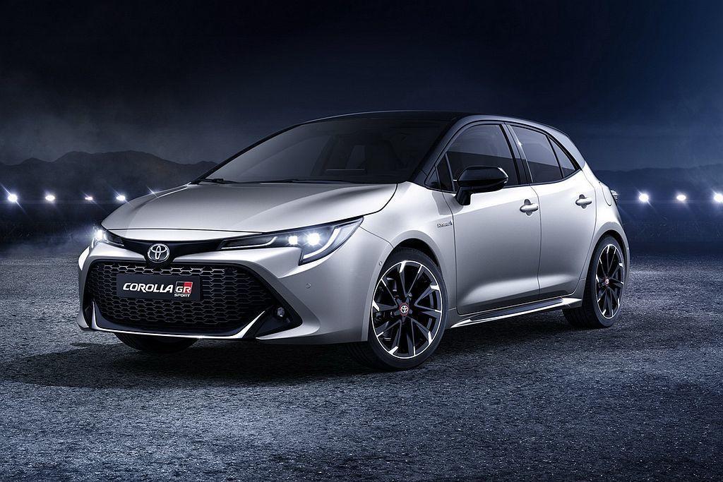 全球話題相當高的Toyota Corolla車系,原廠針對掀背車型推出GR Sp...