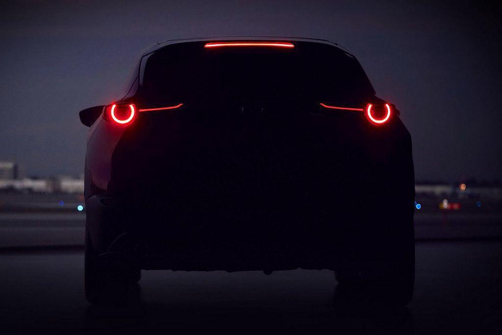 Mazda將於日內瓦車展首發新休旅作品,除會在歐洲市場販售外,最快今年也會導入美國。 圖/Mazda提供