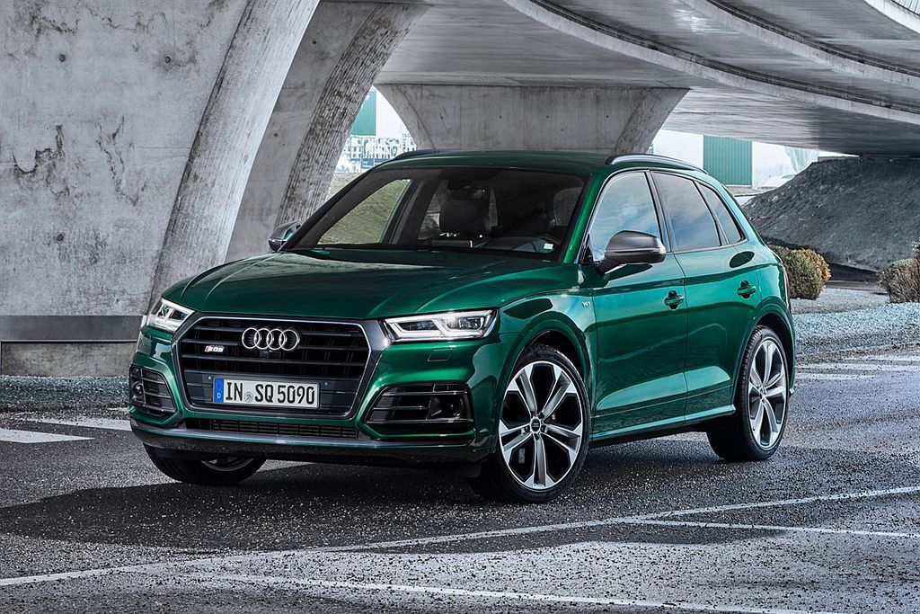 Audi追加都會休旅Q5新性能版本,並採用3.0L V6 TDI渦輪柴油為動力來源。 圖/Audi提供