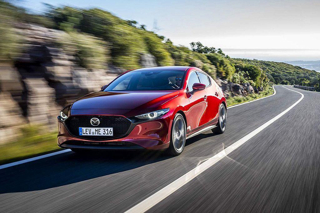歐規Mazda3確認於日內瓦車展發表,不過動力設定與美規甚至台灣要導入的版本完全不同。 圖/Mazda提供