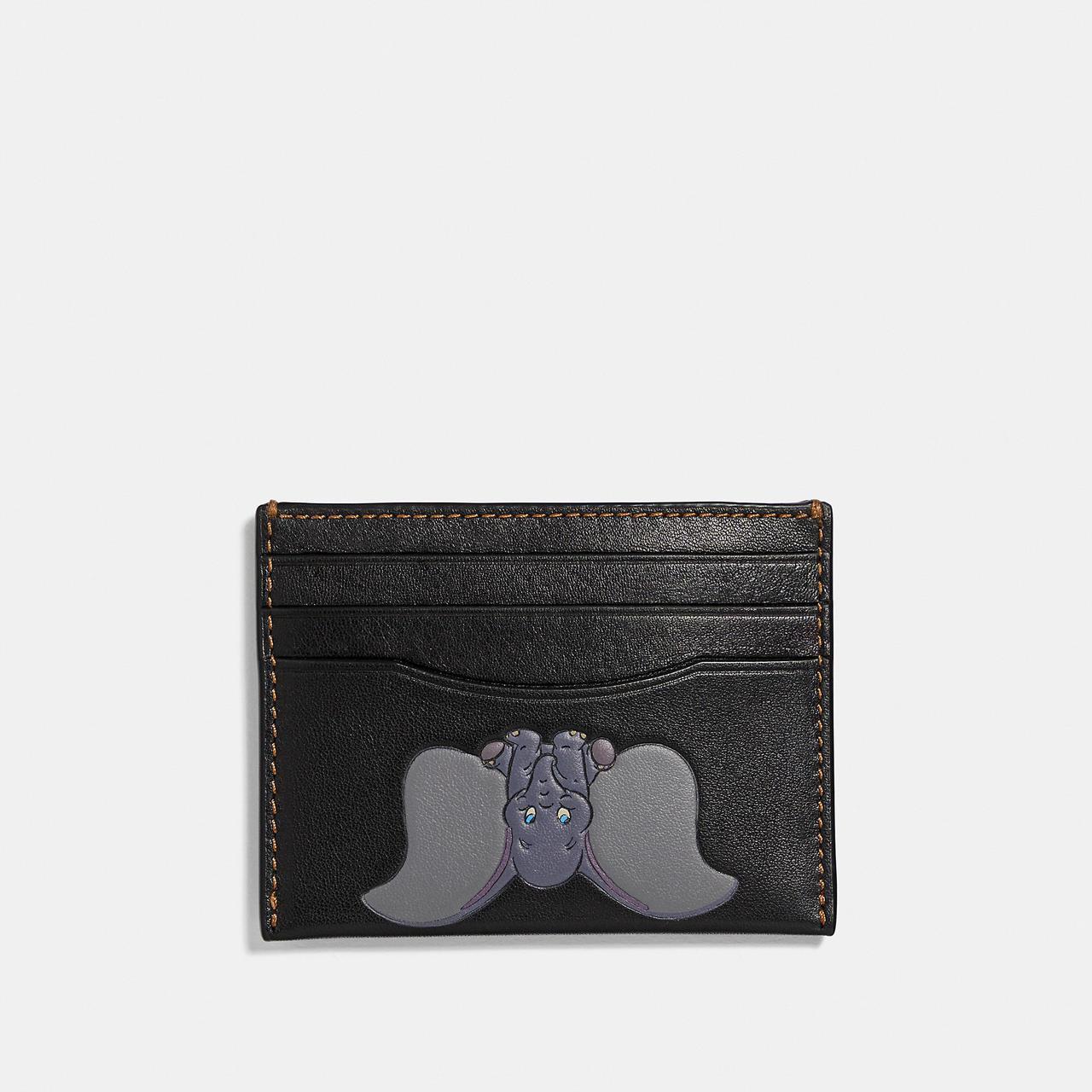 Dumbo印花卡夾,售價4,900元。圖/COACH提供