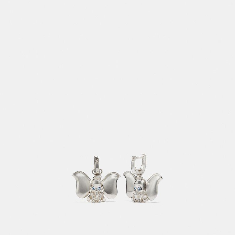 Dumbo耳環,售價5,900元。圖/COACH提供
