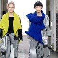 巴黎時裝周/ISSEY MIYAKE經典積木包BAOBAO穿上身
