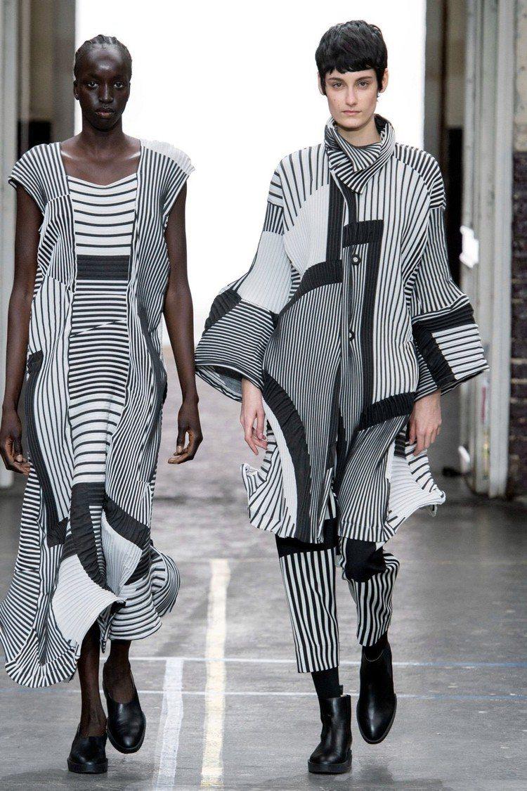 ISSEY MIYAKE春夏時推出可自由塑形的布料「DOUGH DOUGH」,秋...