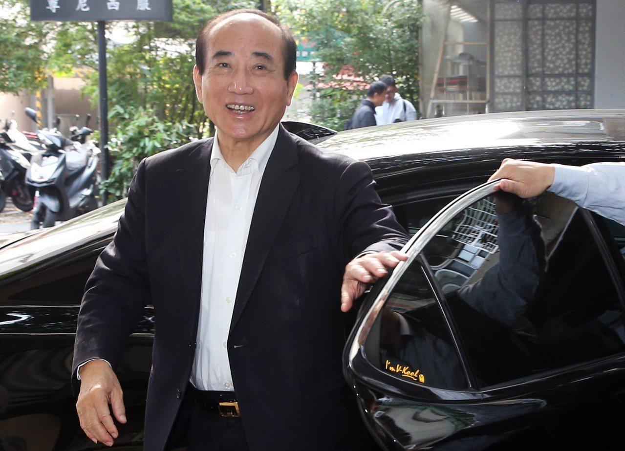 前立法院長王金平。 聯合報系資料照/記者林俊良攝影