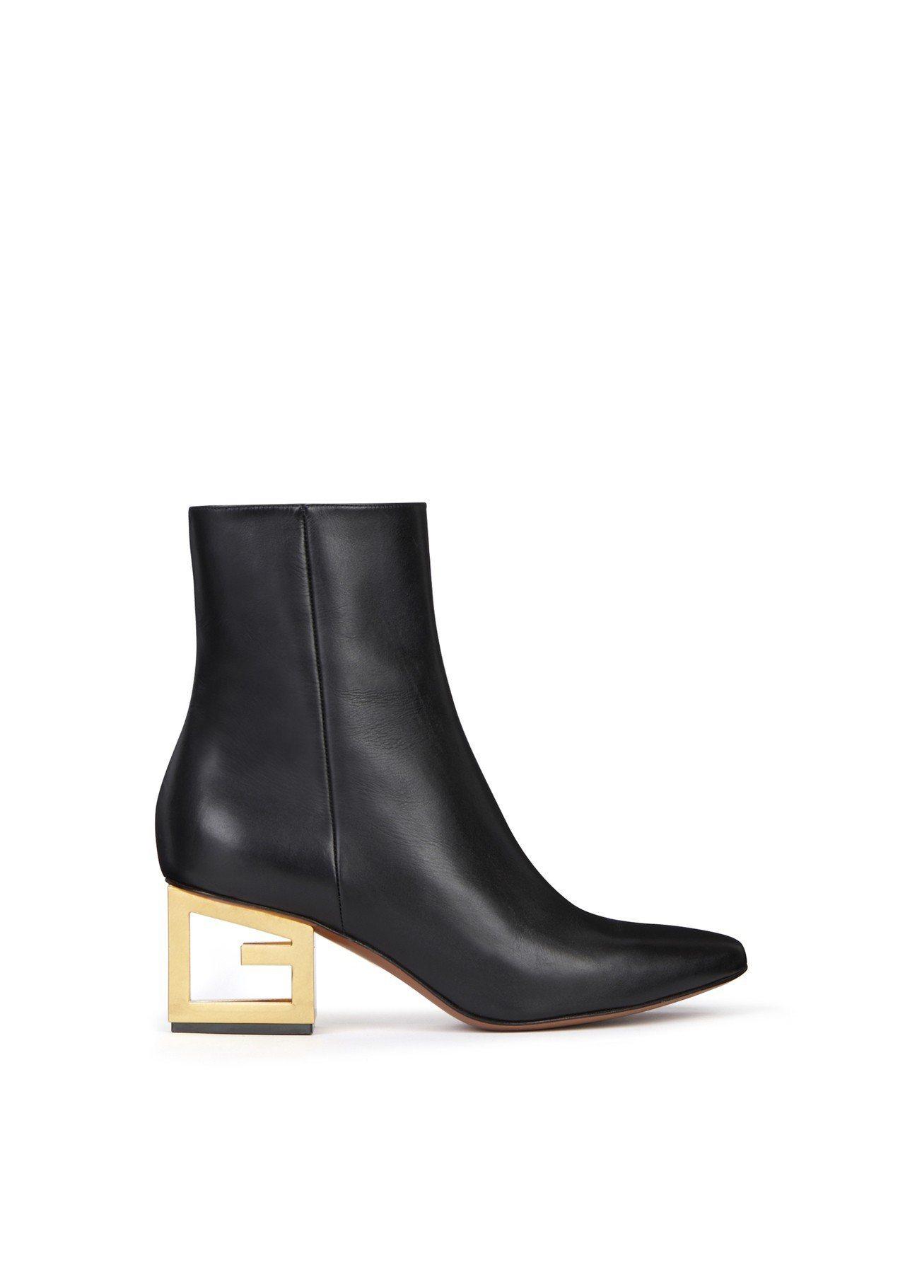 短靴,售價48,500元。圖/GIVENCHY提供