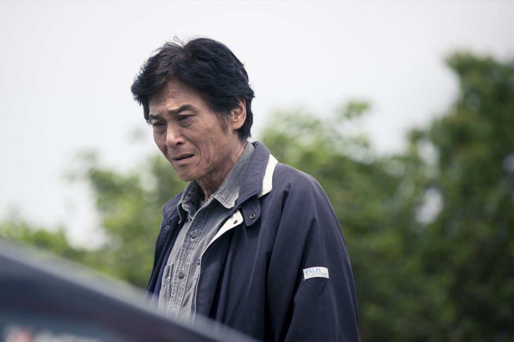喜翔在「老大人」有極為催淚的演出,與小戽斗演一對父子,讓他想起自己的亡父。圖/威
