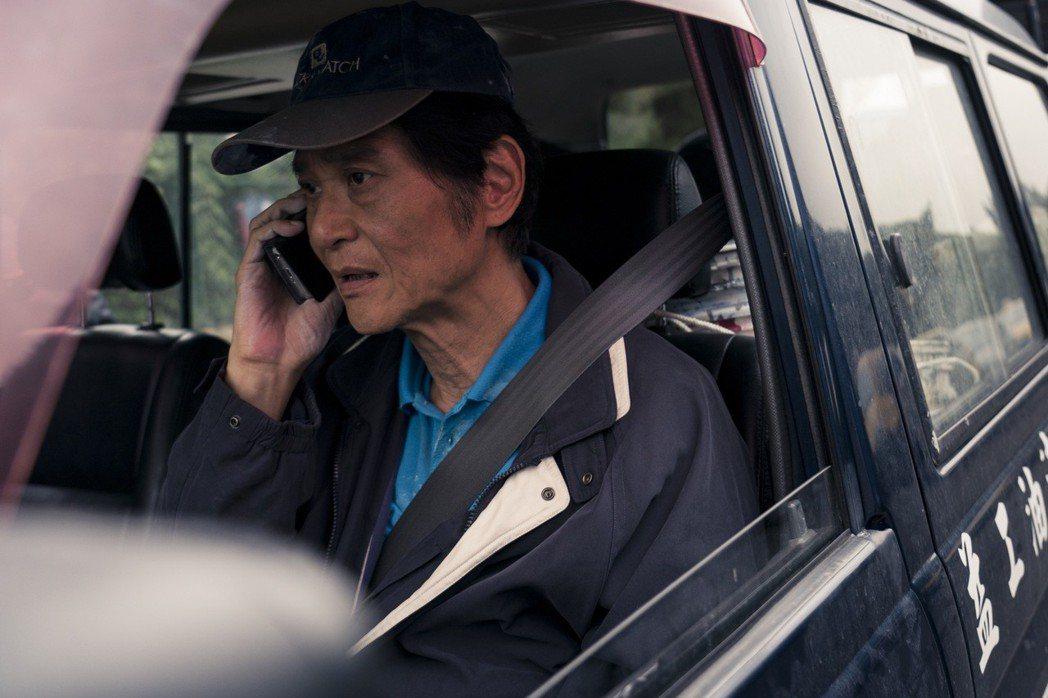 喜翔在「老大人」有極為催淚的演出,與小戽斗演一對父子,讓他想起自己的亡父。圖/威...