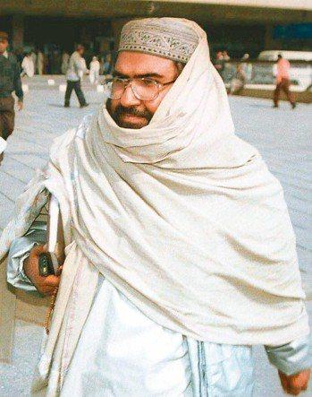阿茲哈爾創建「穆罕默德軍」襲擊印度。 美聯社