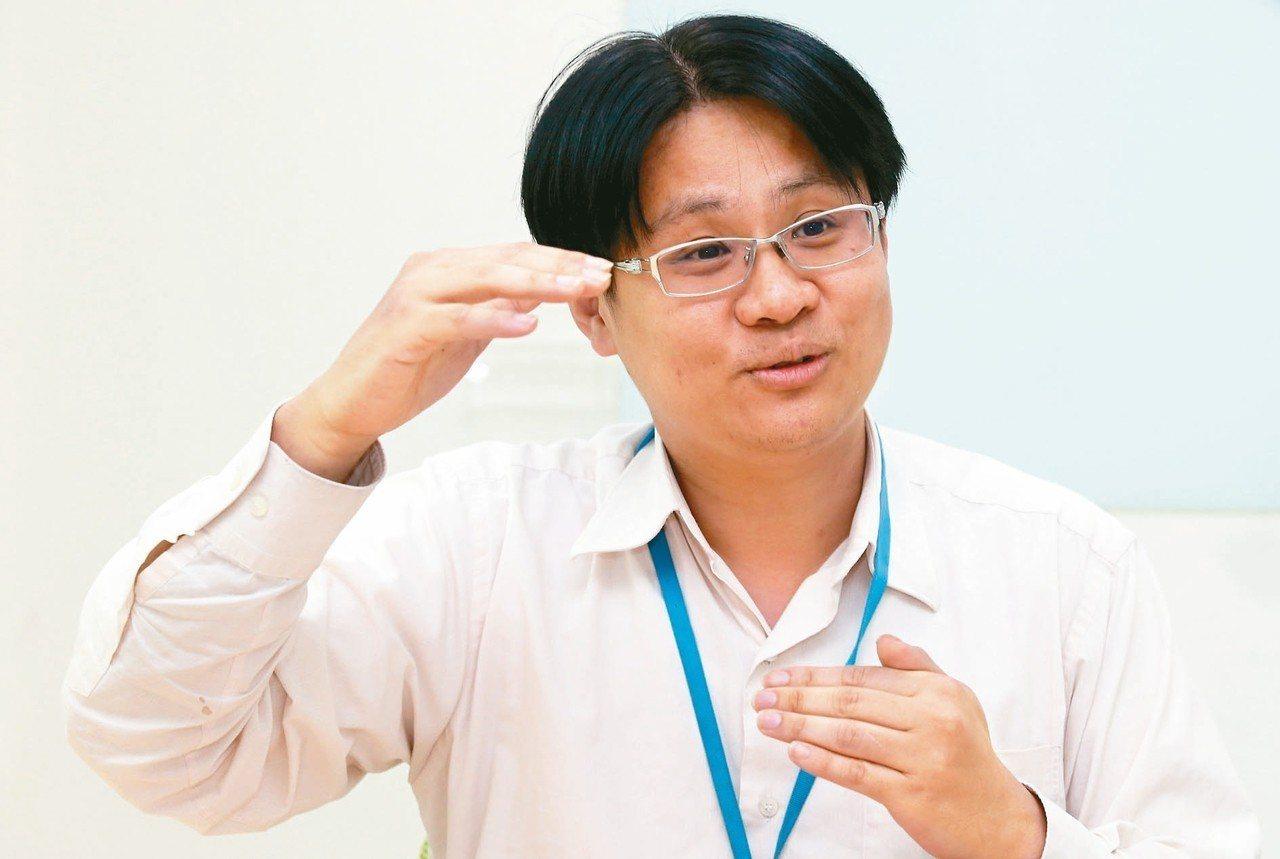 思納捷總經理莊棨椉