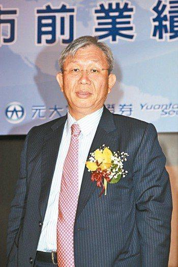 群光電能科技總經理曾國華