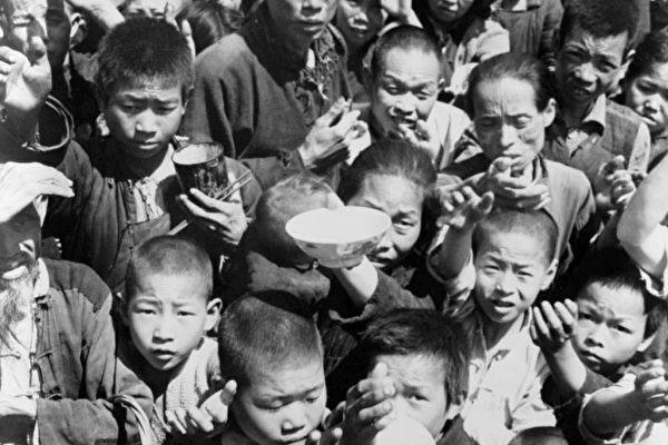 大饑荒60周年,要求中共直面歷史呼聲再起。圖/新唐人網站
