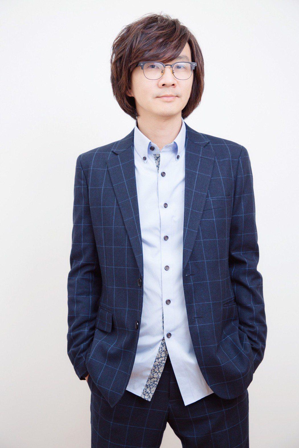 林隆璇宣布舉辦個人演唱會。圖/青田音樂提供