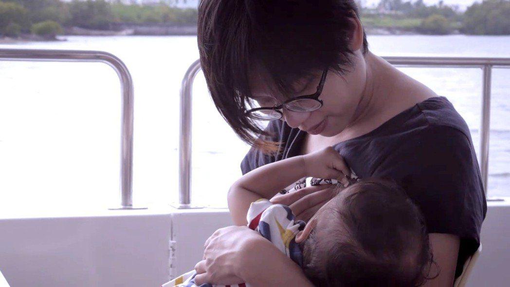 紀錄片「祝我好好孕」費時5年真誠紀錄不同女性產子的感動過程。圖/海鵬提供