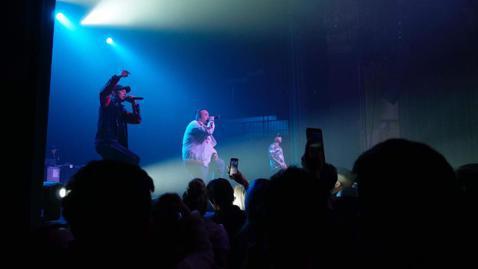 金曲嘻哈團「頑童MJ116」由瘦子、小春、大淵組成,年初在高雄場演唱會宣布單飛不解散,引發軒然大波,他們夯度不減,就連旅日棒球選手王柏融2日橫濱場比賽,出場曲就以他們的歌「Fly Out」鼓舞氣勢。...