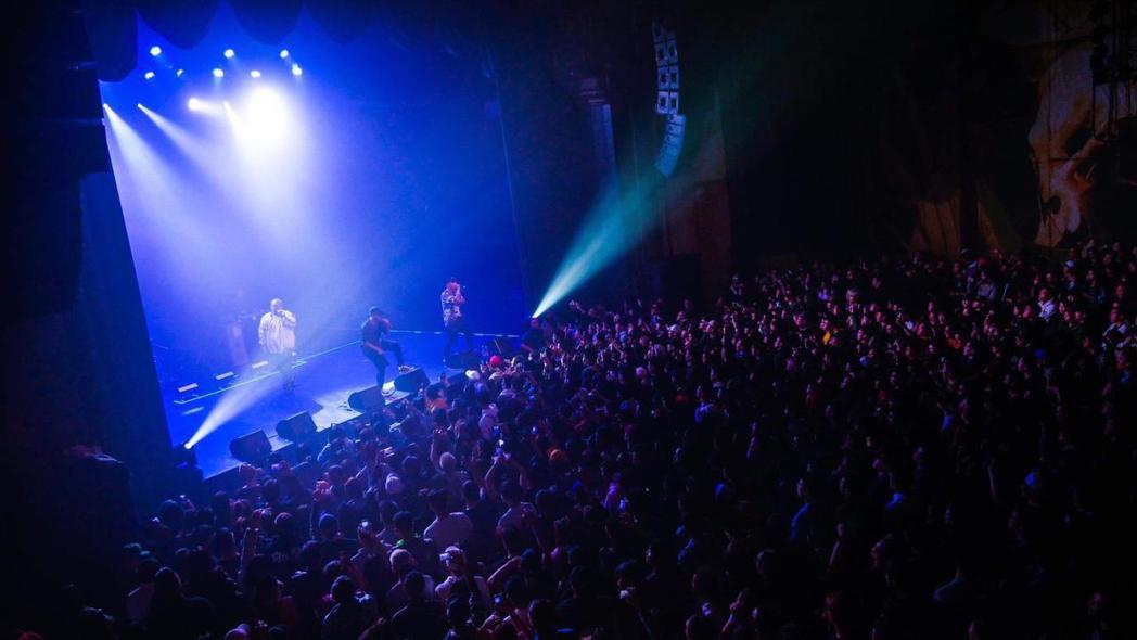 頑童MJ116在北美有8場巡演。圖/本色音樂提供