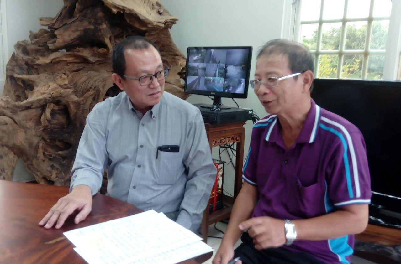 67歲的劉年甲是造船資深工程師,擁有39年業界資歷的他,在南區銀髮中心協助下,重...