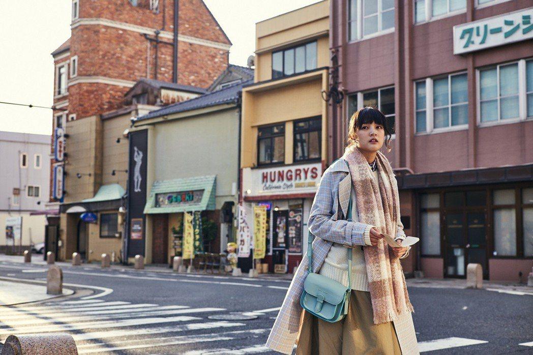 王淨曾到東京念書,到北九州特別感受純樸舒服氛圍。圖/東森提供