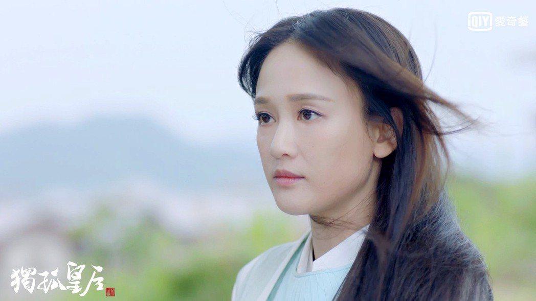 陳喬恩主演「獨孤皇后」。圖/愛奇藝台灣站提供