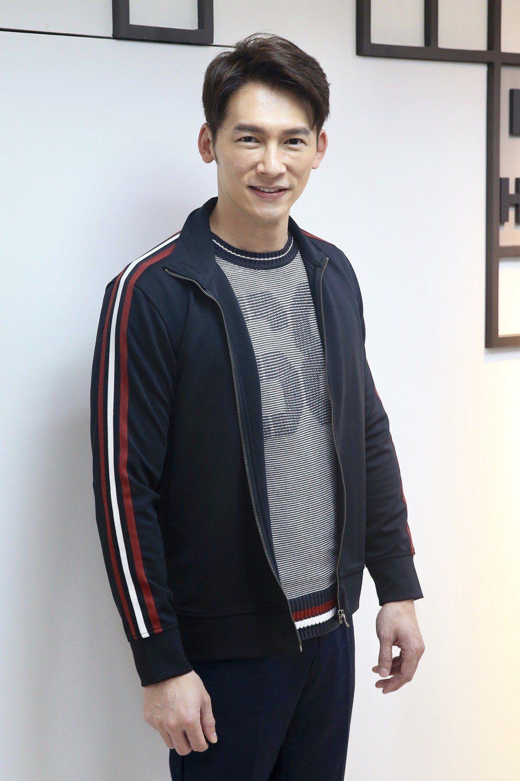 溫昇豪在《我們與惡的距離》劇中飾演被害者家屬。記者林伯東/攝影