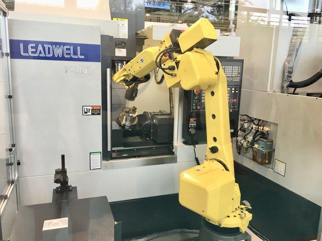 台北國際工具機展主題訂為「工業4.0與智慧製造」,機械公會今年將力推智慧機械上雲...