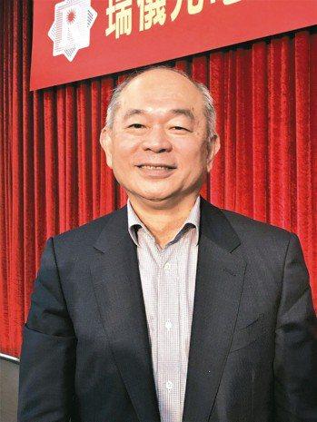 瑞儀董事長王本然