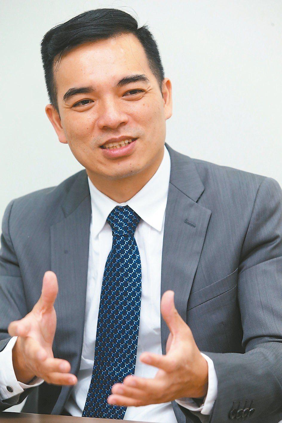 友達新總座由元太董座柯富仁接任。 本報系資料庫
