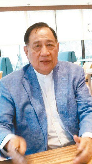 聲寶總裁陳盛沺表示,今年採取智能家電、租賃╱餐飲、資產活化三路並進策略。 記者張...