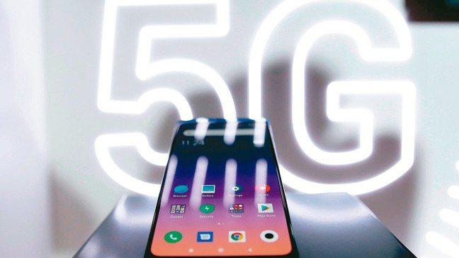 5G是2019年全球科技業最熱門的一個詞彙, 本報系資料庫