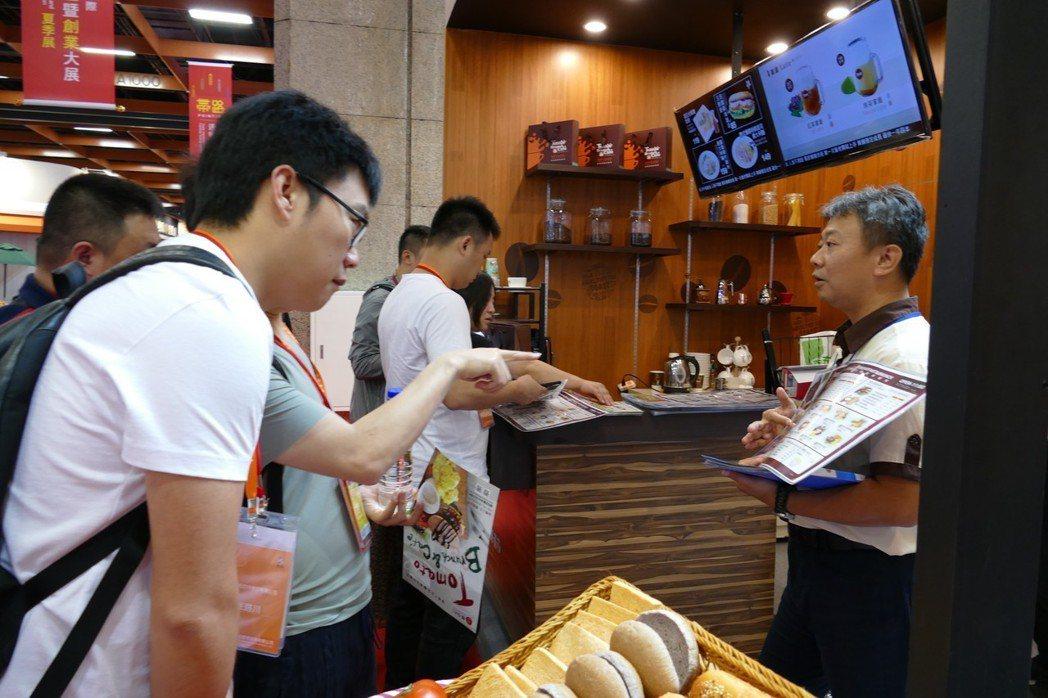 小吃餐飲創業首選。台灣連鎖加盟促進協會/提供