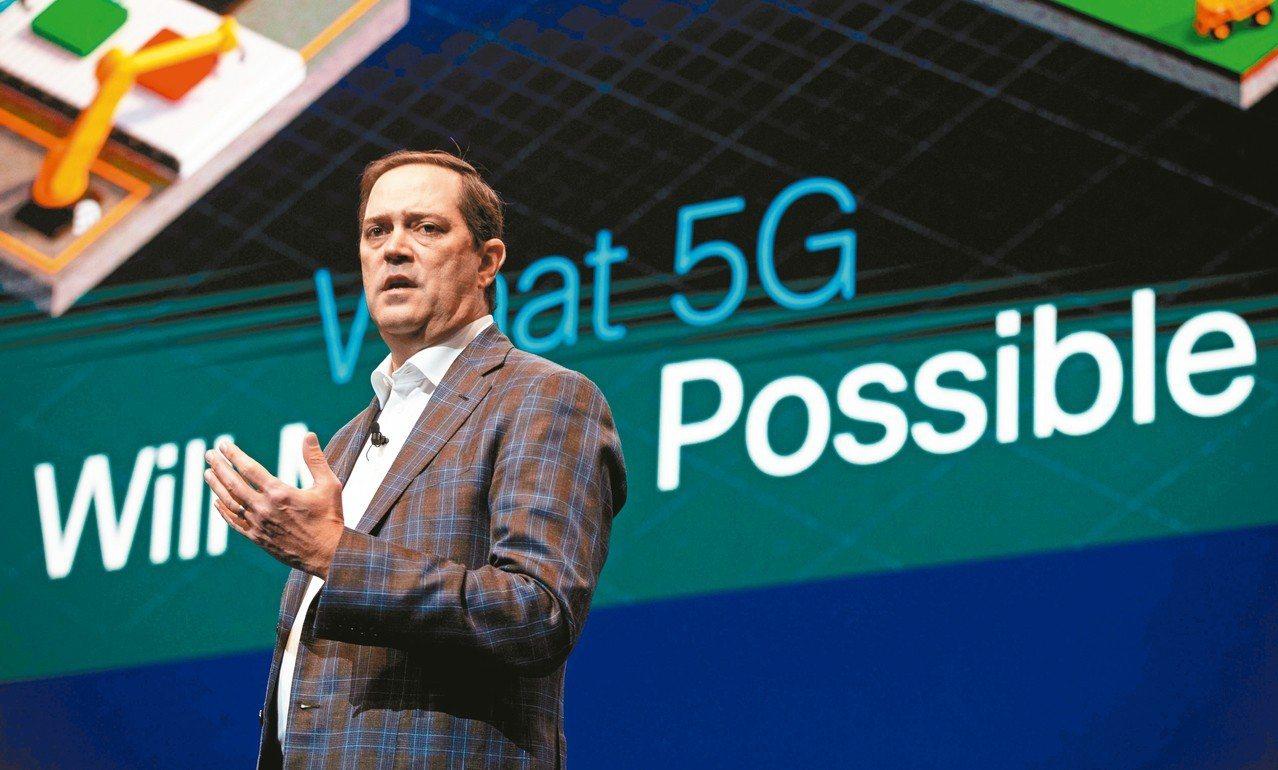 思科系統公司執行長羅賓斯3日表示,美國無須擔心中國科技公司華為會在5G無線網路競...