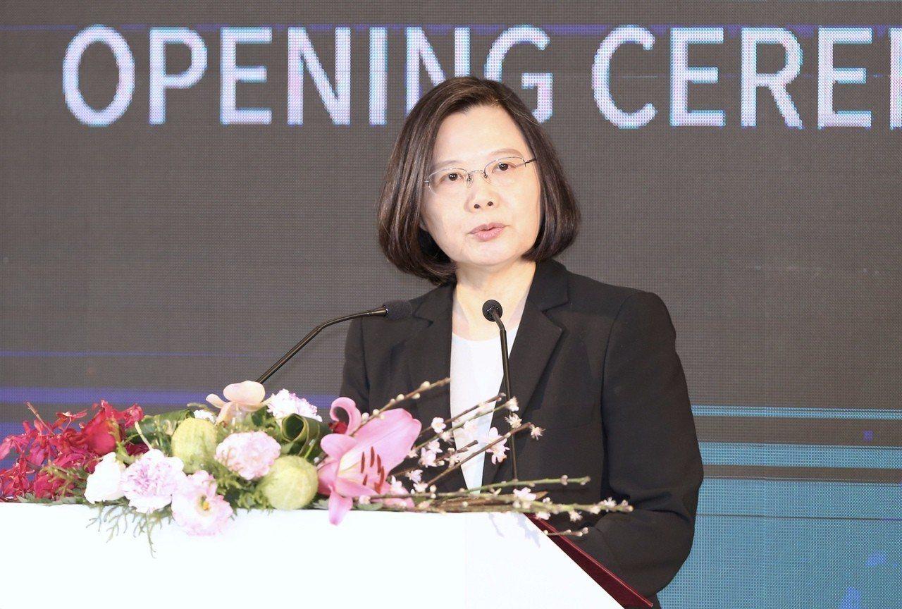 蔡英文針對世衛流感疫苗選株會議因政治考量,導致台灣無法參與,「我們已經表達強烈的...