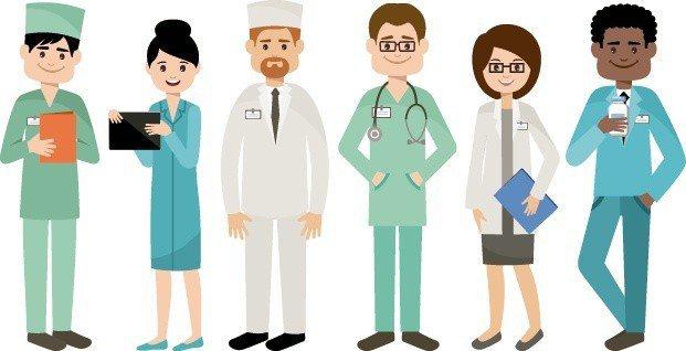 台灣醫界長期以來有「四大皆空」現象,即內科、外科、兒科、婦產科醫師人力短缺。 圖...