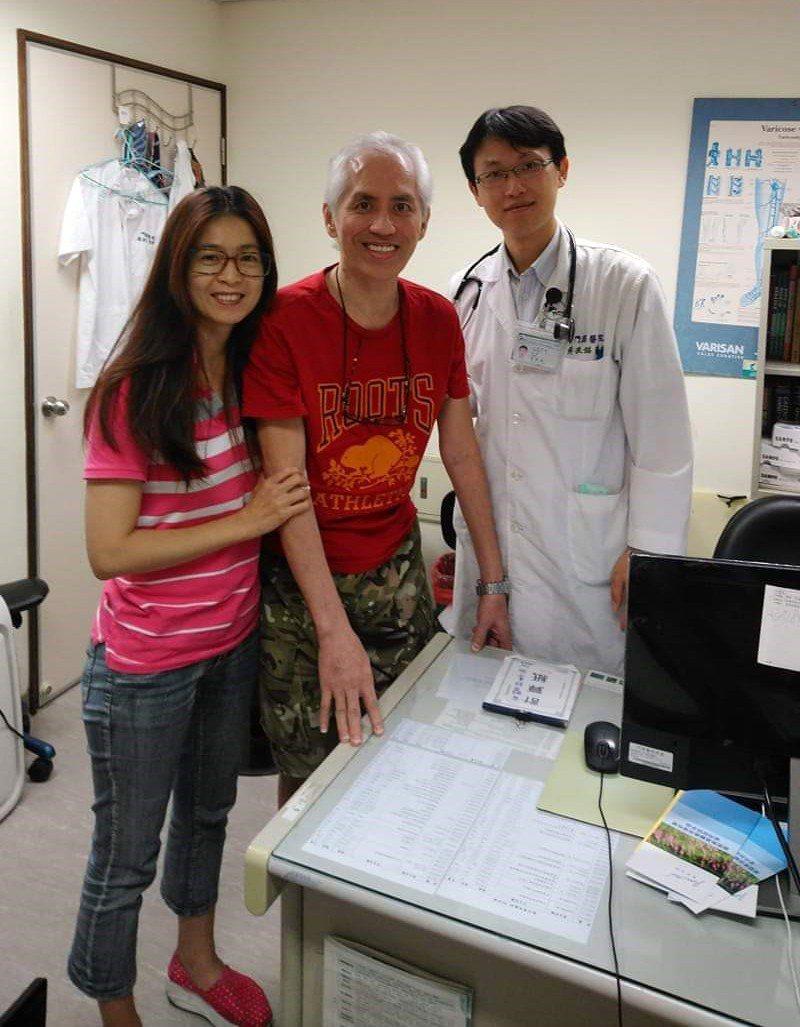 〈永不放棄〉58歲的林先生因為感染性心內膜炎,經歷了兩次腦部手術、一次開心手...