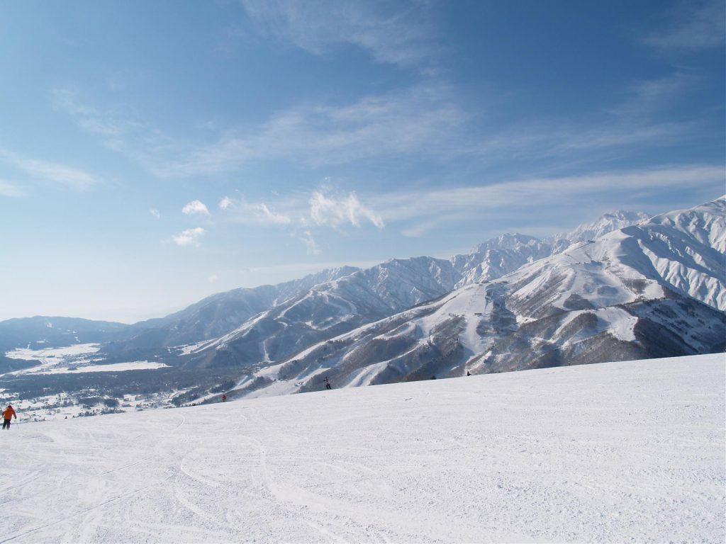 ▲立山黑部周邊景點-白馬滑雪場。(圖/Tripbaa趣吧!亞洲自由行專家)