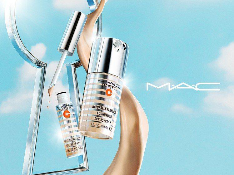 M.A.C超顯白無瑕粉底液SPF35 PA++ /全10色、30ml、售價1,6...
