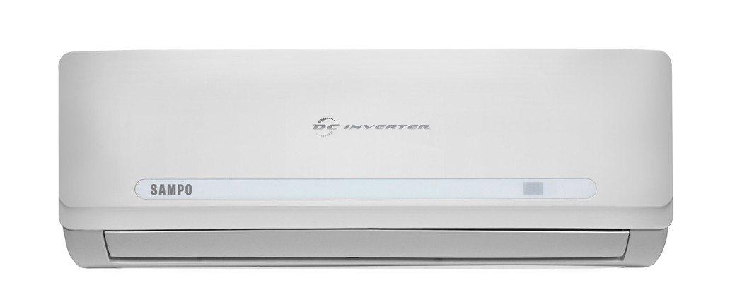 SAMPO 變頻冷專空調(精品型)。圖/全國電提供