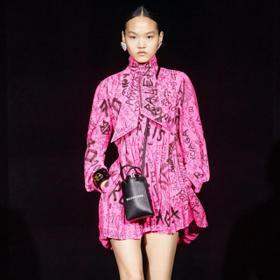 巴黎時尚周/Balenciaga秋冬系列告訴你巴黎人這樣穿