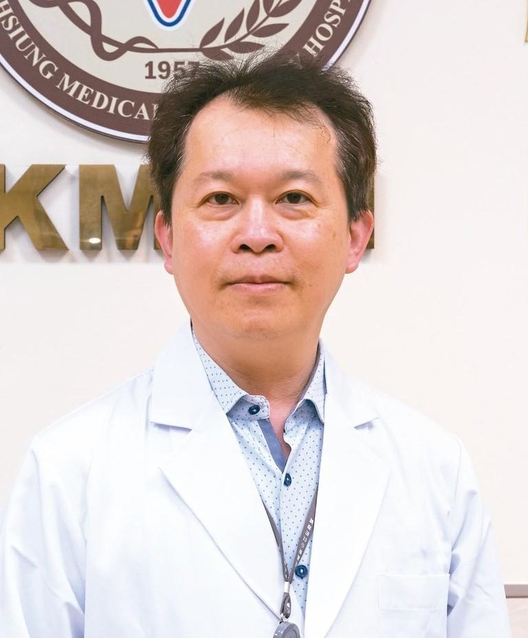 高醫大附設中和紀念醫院外科部主治醫師莊捷翰。 圖/高醫大附設中和紀念醫院提供