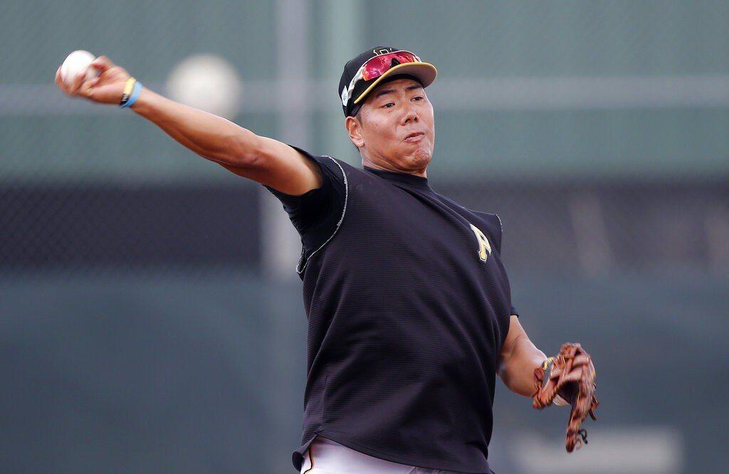 南韓野手姜正浩春訓至今五場出賽揮出三發全壘打,重現過往重砲威力,並強調往後滴酒不...
