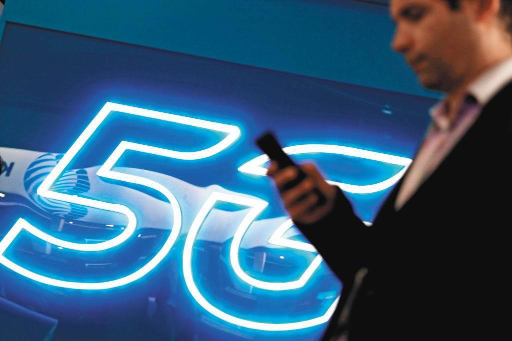 5G發展帶動產業的投資機會將隨推動進程而有不同題材的發酵時間。本報系資料照