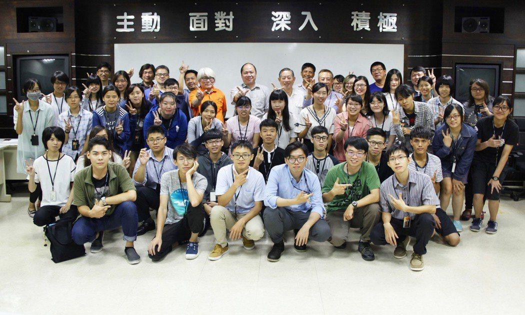 智冠集團第一屆實習生計畫成效卓越,廣獲學生積極報名實習。 圖/智冠集團提供。